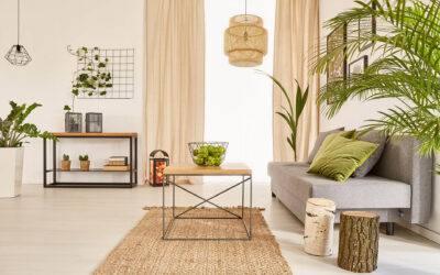 Tendencias de decoración para tu hogar 2021